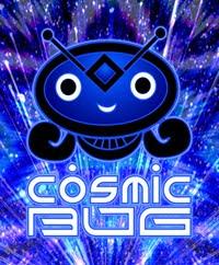 Cosmic Bug: Posters & stickers psicodélicósmicos