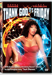 Thank God It's Friday-DVD