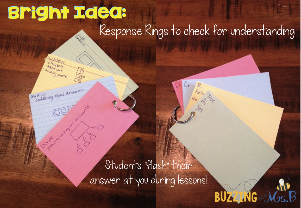 http://buzzingwithmsb.blogspot.com/2014/08/bright-idea-response-rings-to-check-for.html