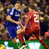 Capital One Cup: Liverpool 1-1 Chelsea.
