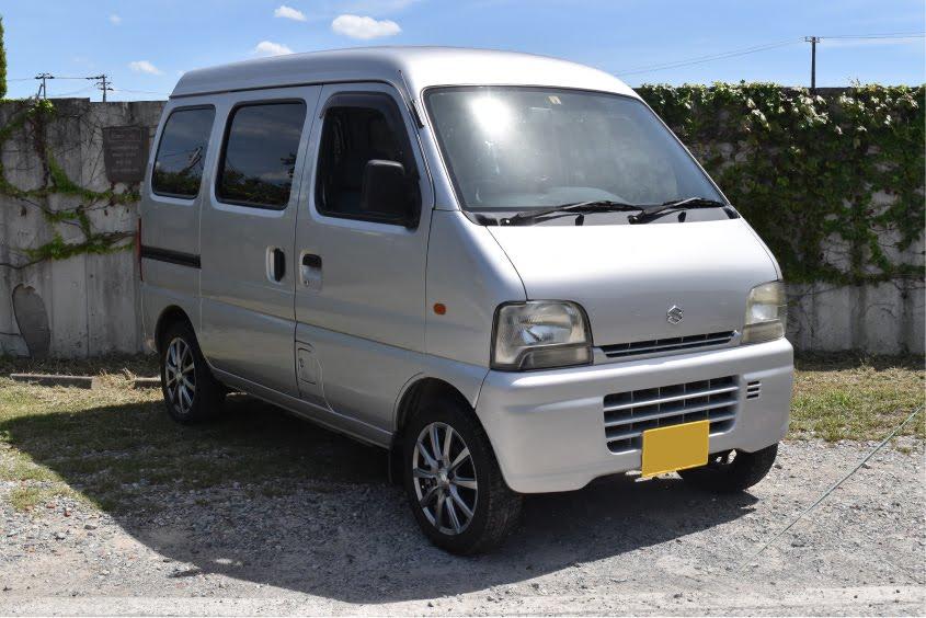 スズキ エブリー DA62V (売約済)