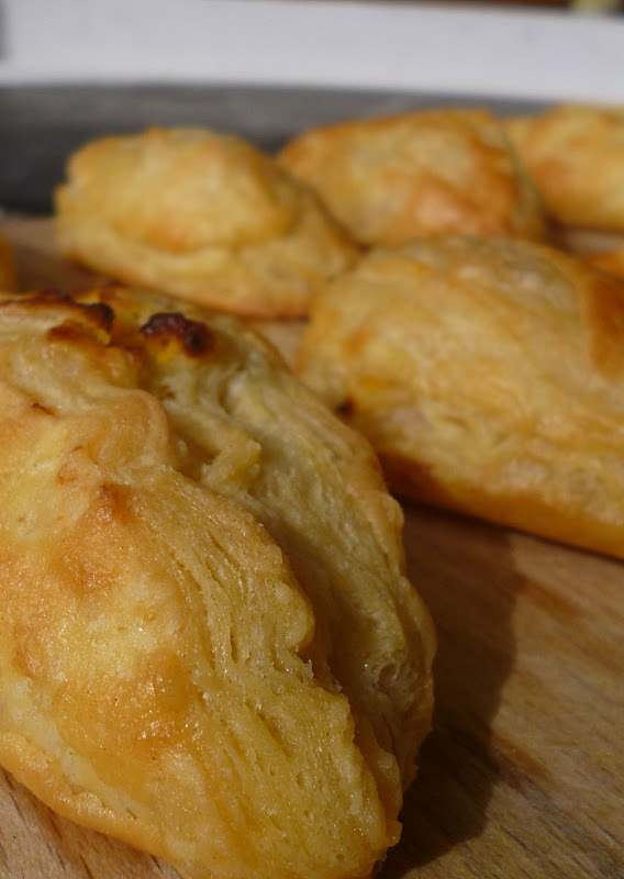 Scout and Company: Pumpkin Pasties Recipe