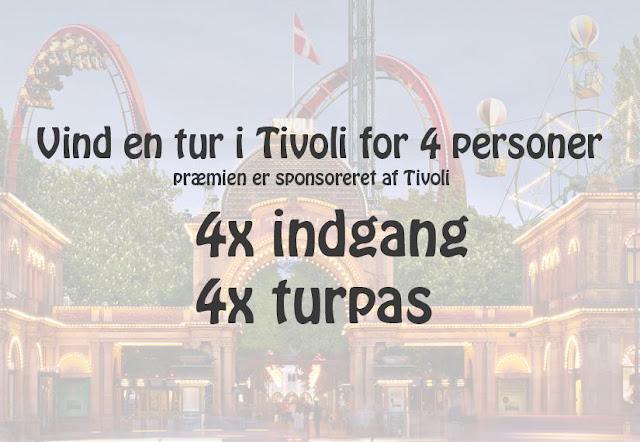 vind en tur i Tivoli