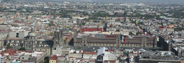 Plaza Zocalo - Ciudad de Mexico