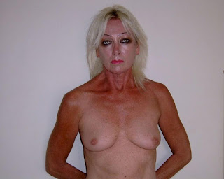 Sexy Pussy - Allison - South African Granny