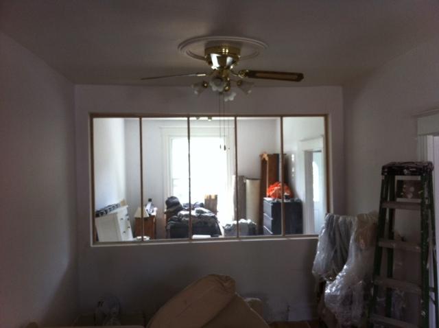 Nouveau projet une verri re verdun - Cloison industrielle vitree ...
