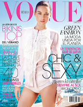 My Hat In Vogue Latin America June 2011 Issue.