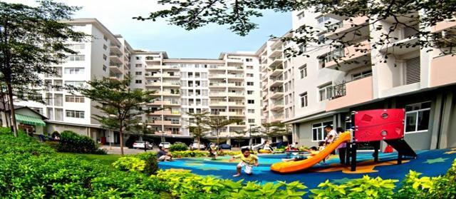 căn hộ Ehome 5, Ehome Nam Sài Gòn, Ehome 5
