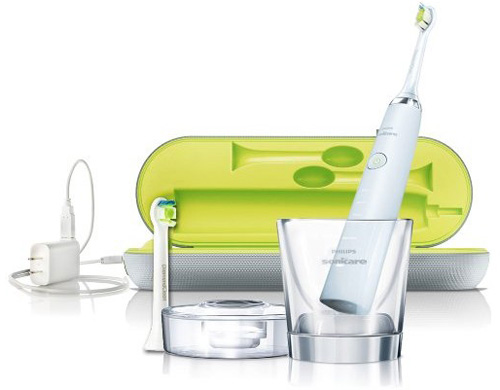 Philips DiamondClean HX9332 Rechargeable Sonic Toothbrush