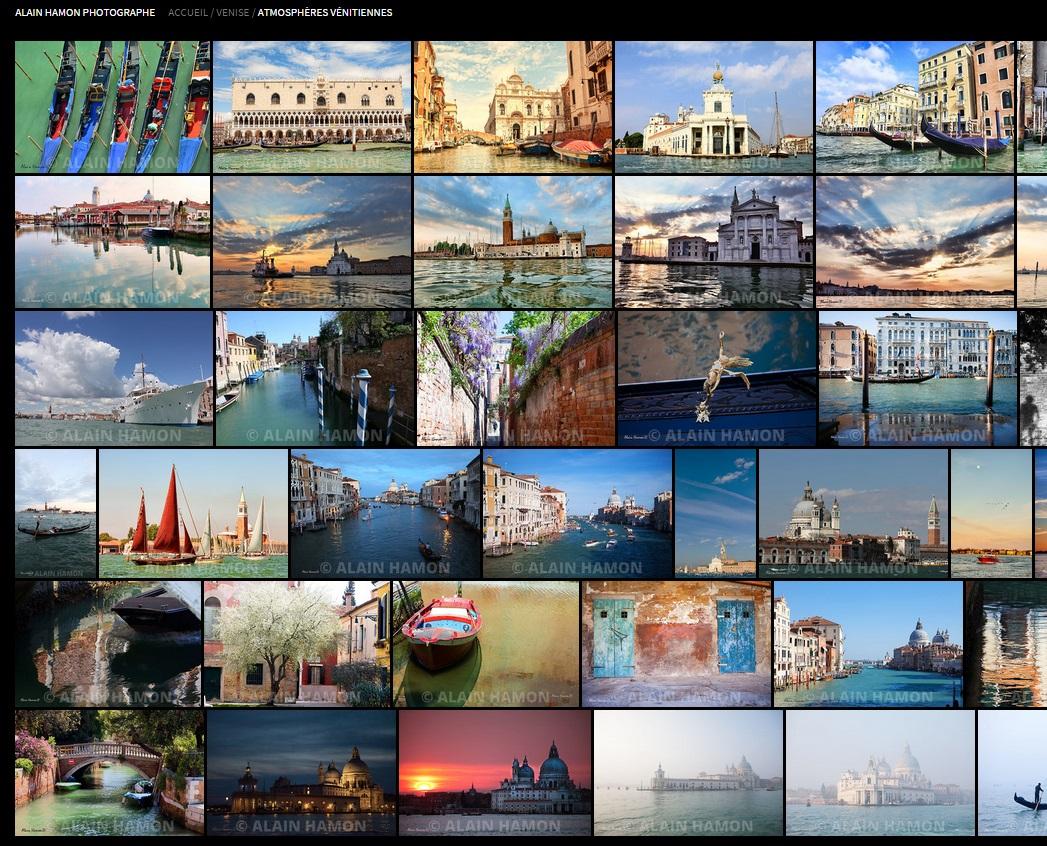 Photographies de Venise