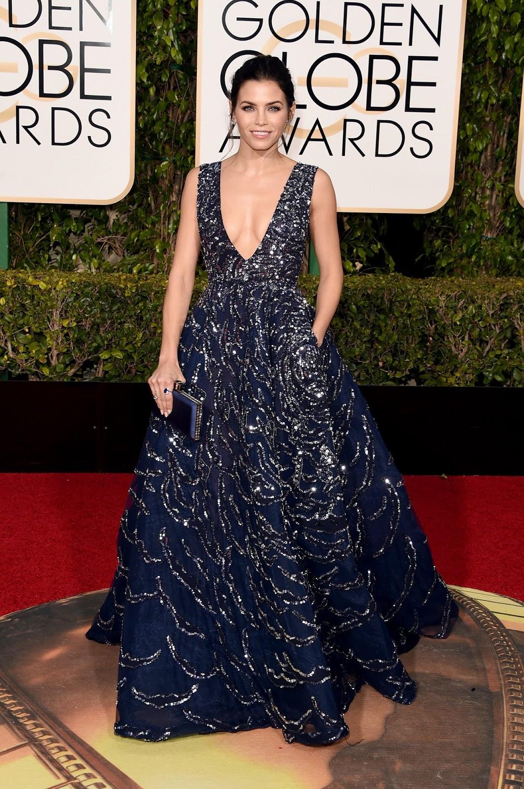 WHO WORE WHAT?....Golden Globe Awards 2016: Trend Alert! Ballgowns ...