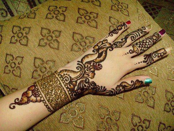 HD WALLPAPERS Mehndi Designs