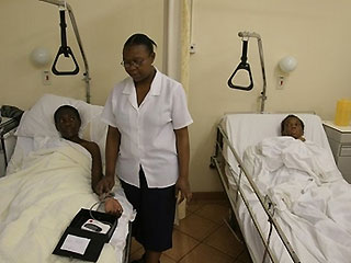 about 1 019 nurses in gauteng