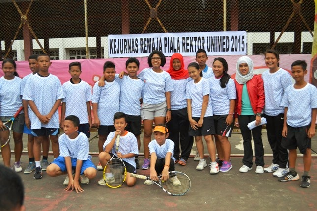 Remaja Piala Rektor UNIMED