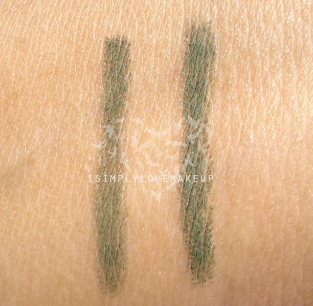 Faces Long Wear Pencil In Dark Green