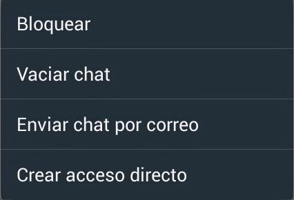 enviar conversación whatsapp