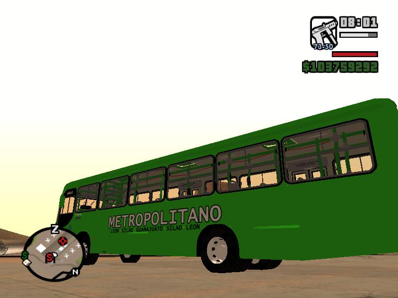 Gta Guanajuato Oficial: Autobus Metropolitano León Guanajuato