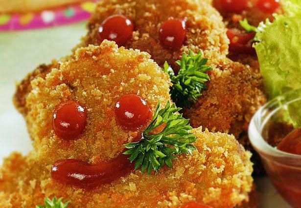 Resep Membuat Nugget Ayam Enak Lezat