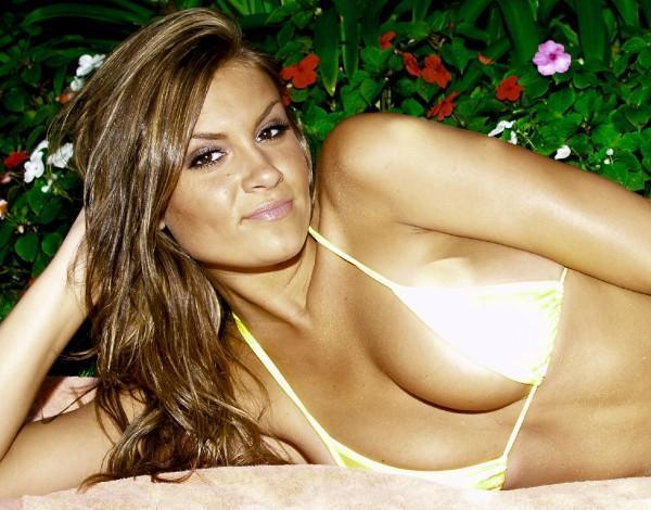 Jordan Monroe Sexy in Bikini