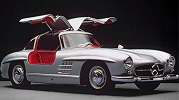 1950s Mercedes Gull Wing