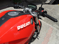 Ducati Monster 696 by Ruote Rugginose