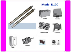 Autogate Model DH100