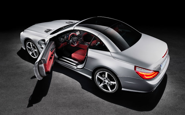Mercedes-Benz SL - Wallpaper