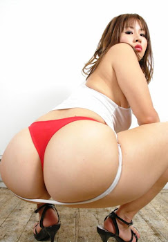 Fine ass Asian Thick Buttocks