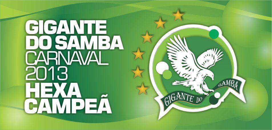 GIGANTE do Samba