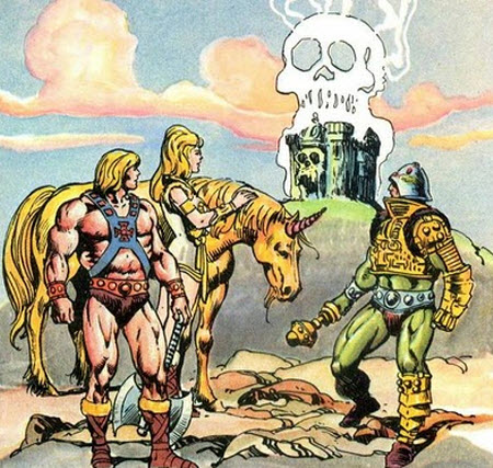 Minicomics Nro.1: He-Man y la espada del poder