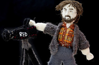 the-hobbit-knitted-model-peter-jackson-camera
