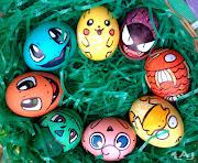 Huevos De Pascua. Easter Eggs slide free
