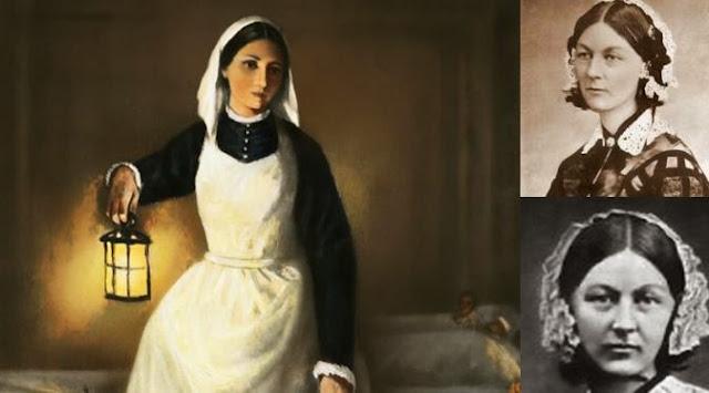 Hari Perawat Internasional [International Nurses Day / IND] - Florence Nightingale (Firenze, Italia, 12 Mei 1820 – 13 Agustus 1910) adalah pelopor perawat modern