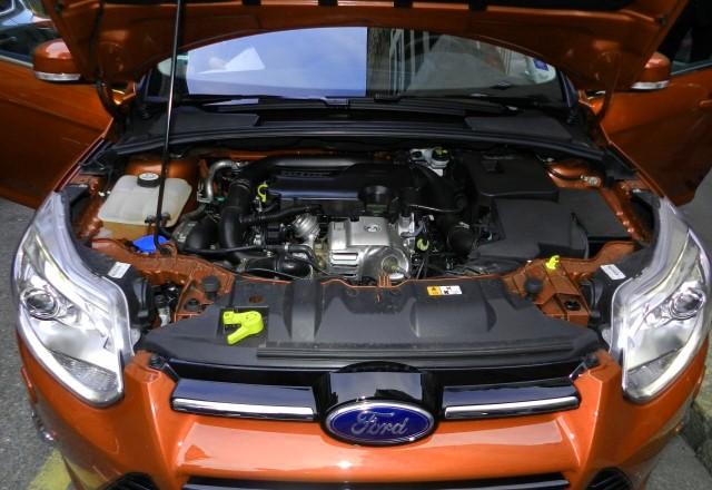 Moto Custom Ford Focus 1 0 Ecoboost Consumi Reali
