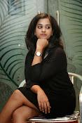 Nandita raj sizzling pics in black-thumbnail-9