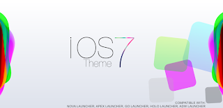 iOS 7 Theme HD Concept 8 in 1 v3 Central android APK