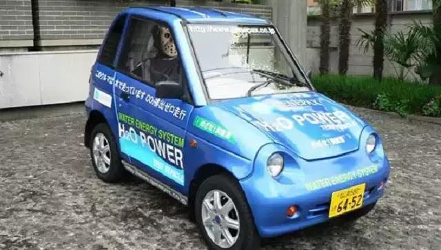 """Το μυστήριο της ιαπωνικής εταιρίας αυτοκινήτου """"Genepax"""""""