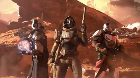 Destiny Official Trailer