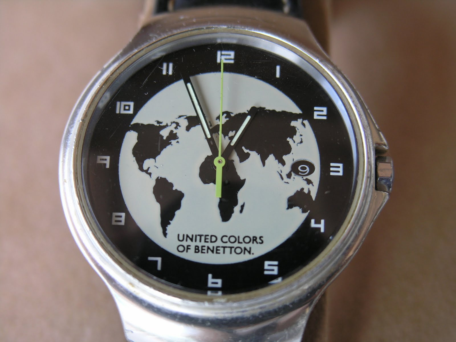 Branded but cheap for Benetton watches
