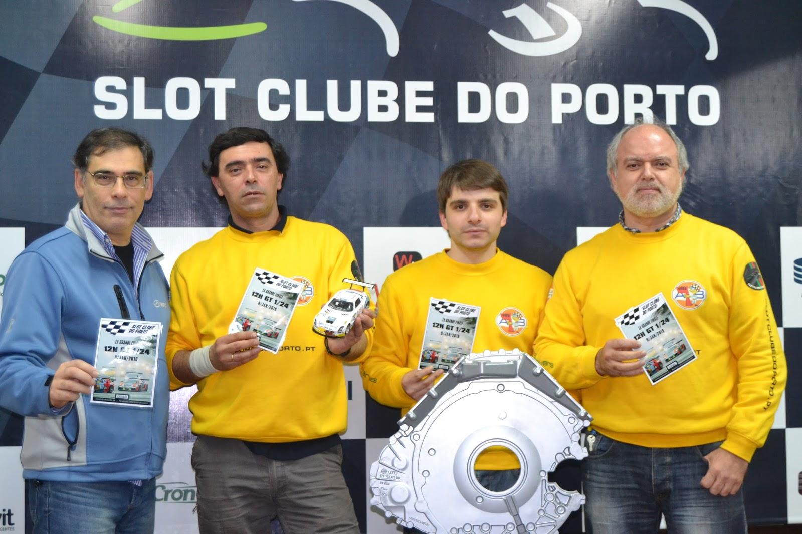 Slot clube porto