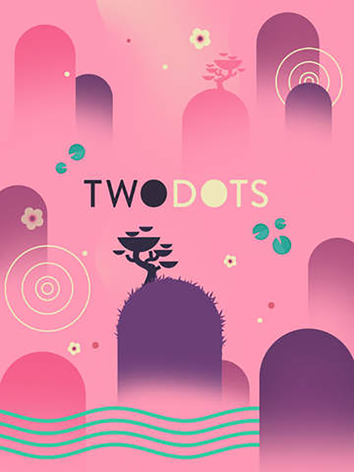 Two Dots Free App Game By Playdots Inc.