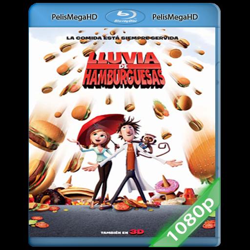 Lluvia de Hamburguesas (2009) 1080p HD MKV Español Latino