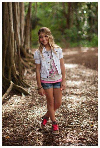 mimo & co primavera verano 2014 moda infantil