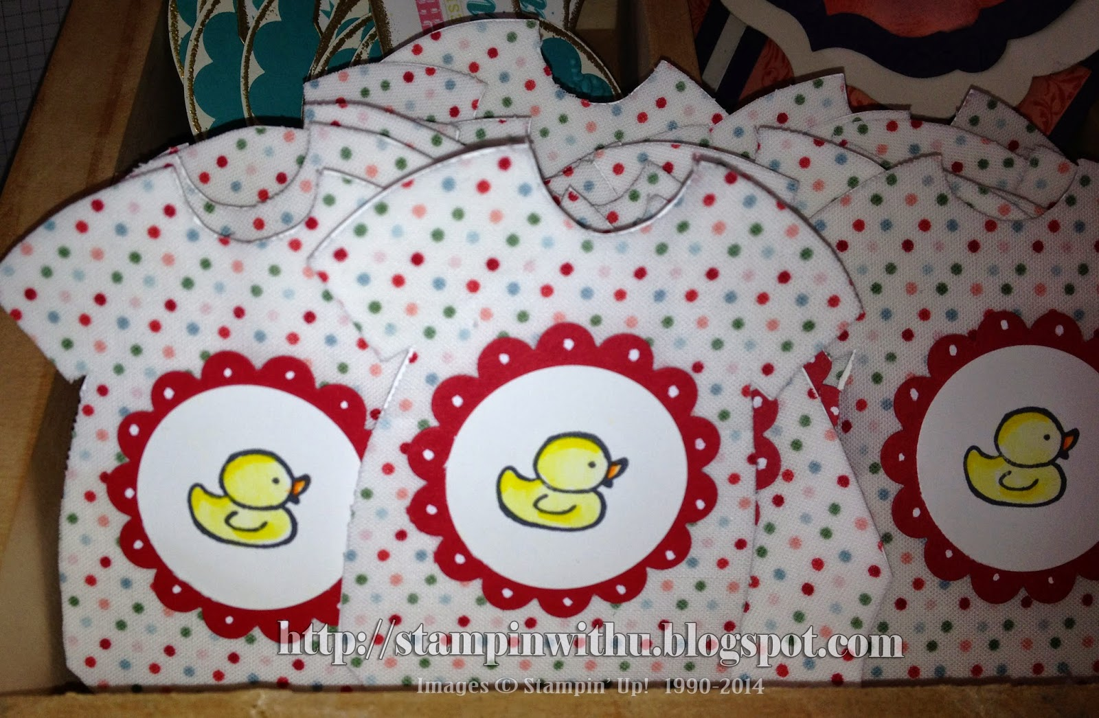 Card Candy Baby Onsie