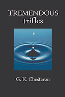 cover of 'The Tremendous Trifles'