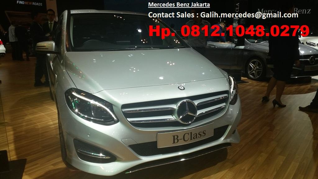 Promo Harga New Mercedes Benz B200 Urban Facelift B 200