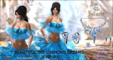 BEAUTIFUL SET DIAMOND DREAMS JEWELRY