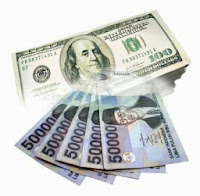 rupiah, idr, dollar, usd