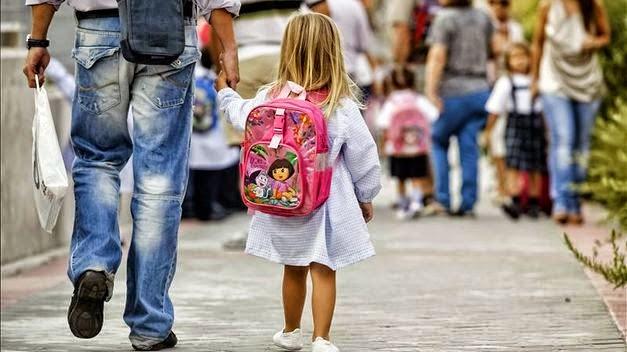 El Blog de María Serralba-Cariño, ¿has olvidado a los niños?