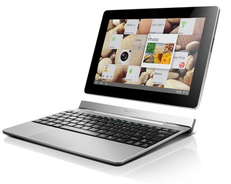 Lenovo IdeaPad S2 - Full tablet specifications